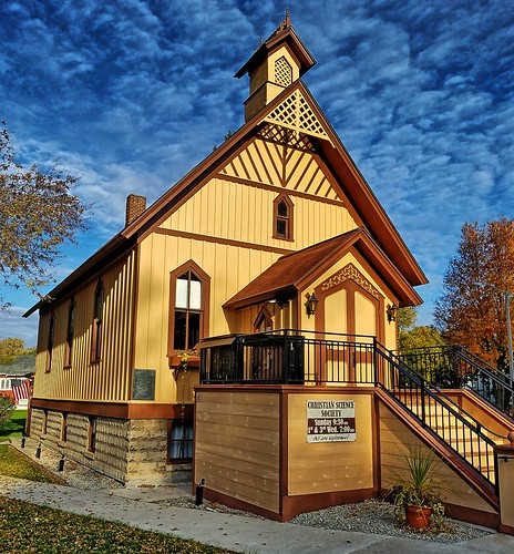 First Church of Christ, Scientist- Oconto WI (2)