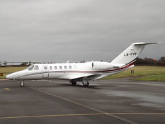 LX-FPF Cessna Citation CJ3 (Flying Group Luxembourg)