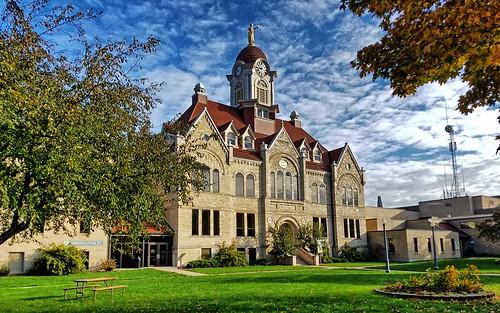 Oconto County Courthouse- Oconto WI (1)