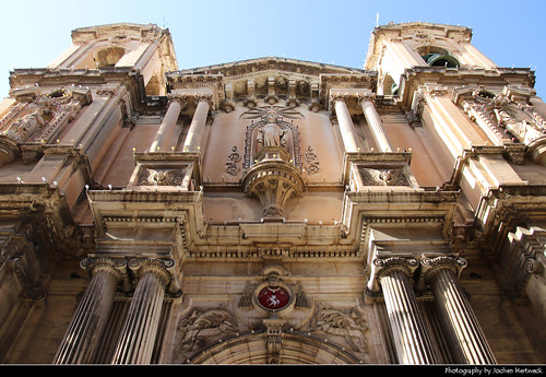 Collegiate Parish Church of St Paul's Shipwreck, Valletta, Malta
