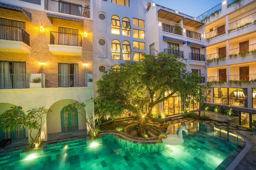 Salmalia Boutique Hotel & Spa 1