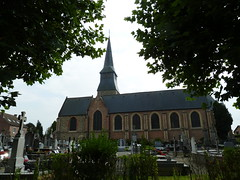 Terdeghem L'église Saint-Martin (1) - Photo of Hazebrouck