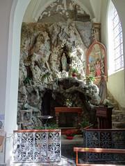 Terdeghem L' église Saint-Martin intérieur (7)