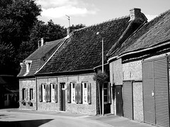 Terdeghem maisons basses du « Village patrimoine » - Photo of Hazebrouck