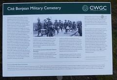 Armentières.-Informations du mémorial cité Bonjean (2)