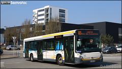 Heuliez Bus GX 337 – RD Lorient Agglomération (RATP Dev)  / CTRL (Compagnie de Transport de la Région Lorientaise) n°427