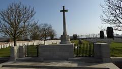 Aubers.-  Ridge british cimetery (1)