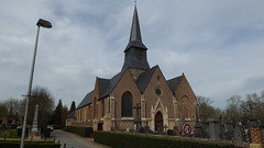 Terdeghem.- L'église Saint-Martin (2) - Photo of Hazebrouck