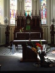 Terdeghem L' église Saint-Martin intérieur (5)