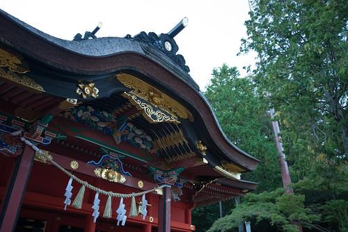 20191109 Rokusho shrine 1