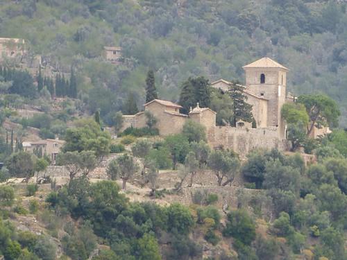 Deiá (Mallorca-España). Iglesia