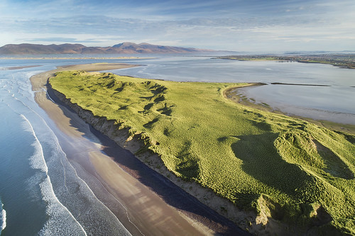 White Strand Rossbehy (Rossbeigh), Kerry.