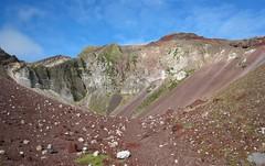 951228 Crater on Mt Tarawera