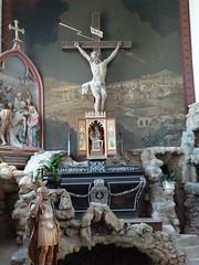 Terdeghem L' église Saint-Martin intérieur (3)