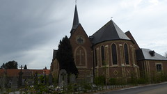 Terdeghem.- L'église Saint-Martin (1) - Photo of Hazebrouck