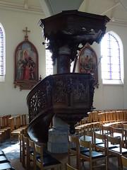 Terdeghem L' église Saint-Martin intérieur (4)