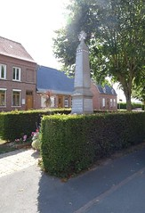 Terdeghem le monument aux morts (en2019) - Photo of Hazebrouck