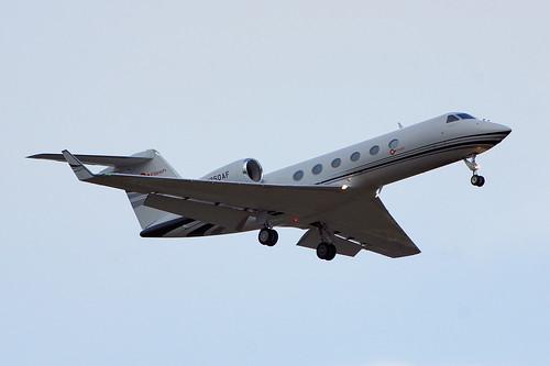 N250AF(cn 4261)Gulfstream G450 Elite Air