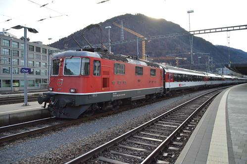 IC 928 Chur - Zürich HB