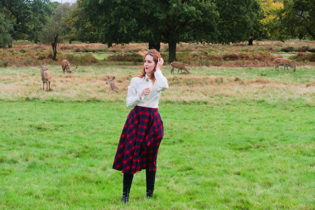 related image - Shooting Casual - Marëwella - Richmond Park -2019-10-25- P1844989