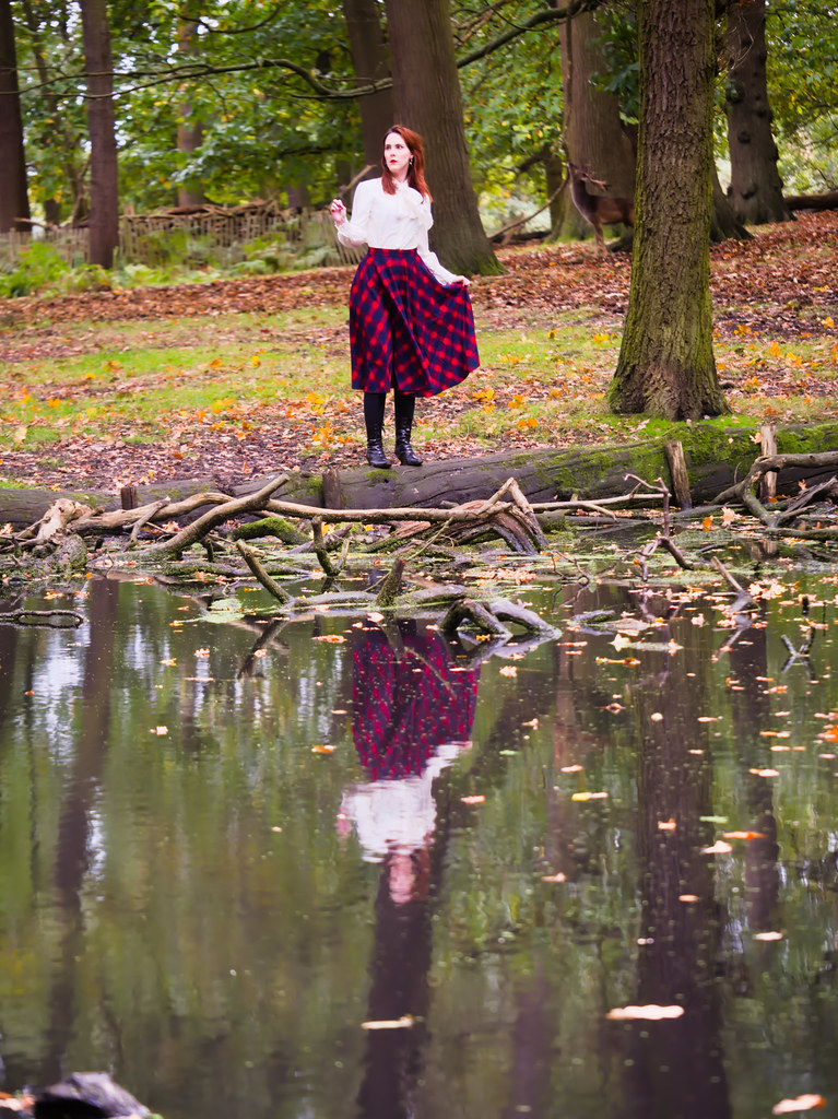 related image - Shooting Casual - Marëwella - Richmond Park -2019-10-25- P1844947