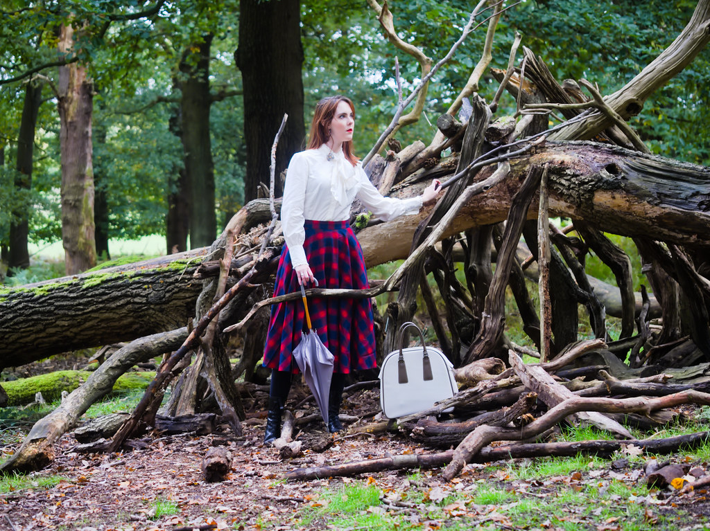related image - Shooting Casual - Marëwella - Richmond Park -2019-10-25- P1844974