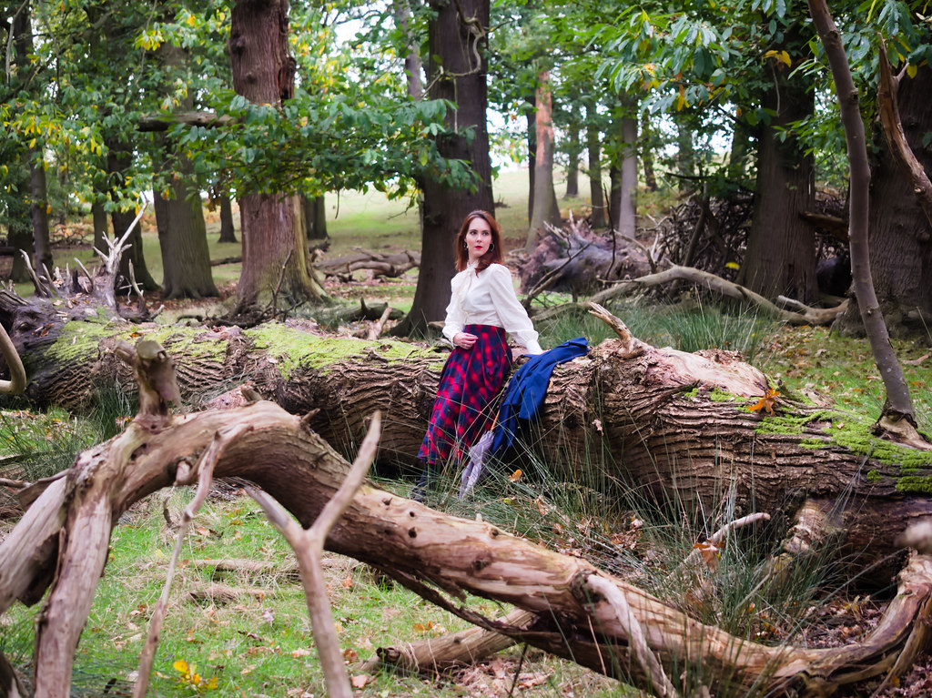 related image - Shooting Casual - Marëwella - Richmond Park -2019-10-25- P1844920