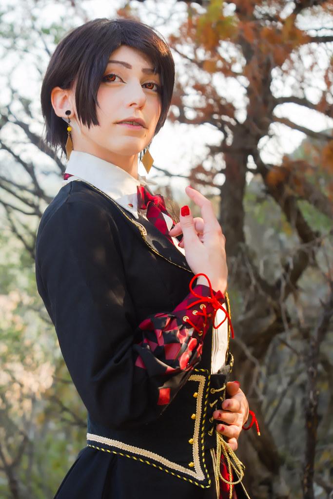 related image - Shooting Kashuu Kiyomitsu - Touken Ranbu - Eyael - Grimaud -2019-08-26- P1855269