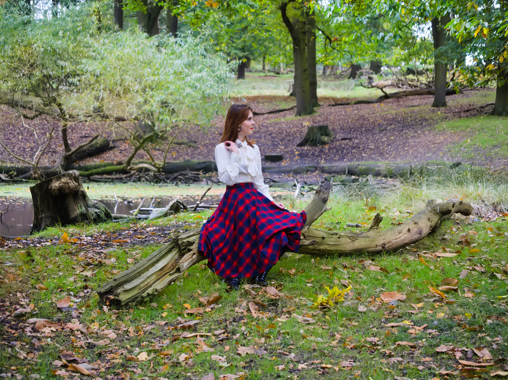 related image - Shooting Casual - Marëwella - Richmond Park -2019-10-25- P1844941