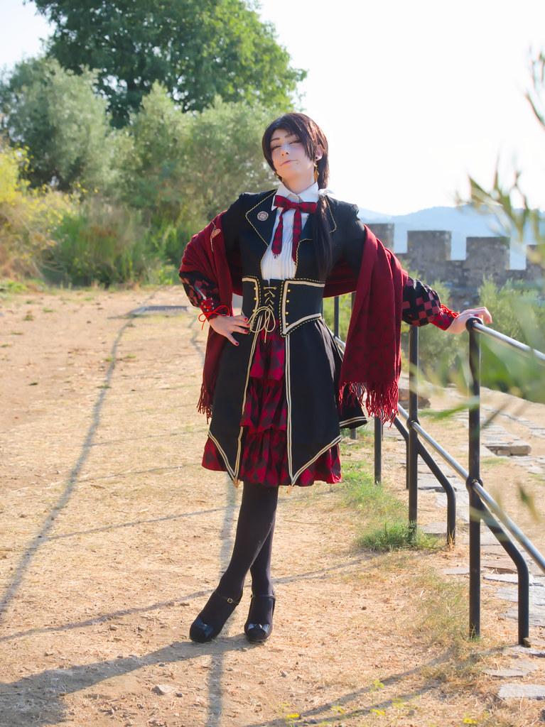 related image - Shooting Kashuu Kiyomitsu - Touken Ranbu - Eyael - Grimaud -2019-08-26- P1855103