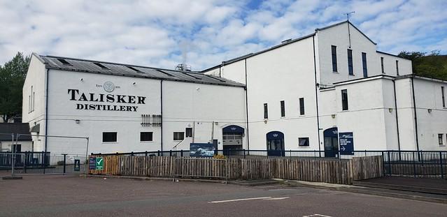 024 - Talisker Distillery, Carbost, Skye