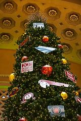 Chicago Union Station Christmas Tree 12-6-19_4963