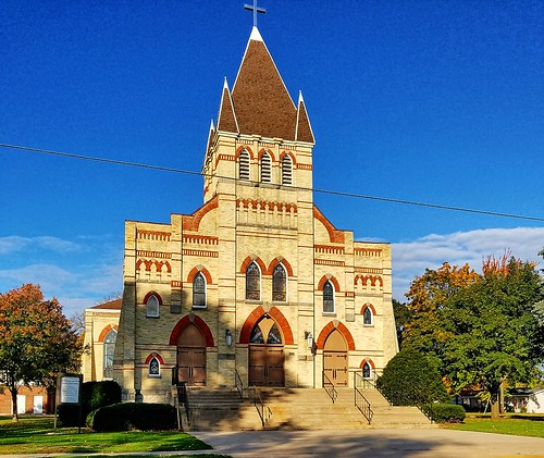 Saint Joseph's Catholic Church- Oconto WI