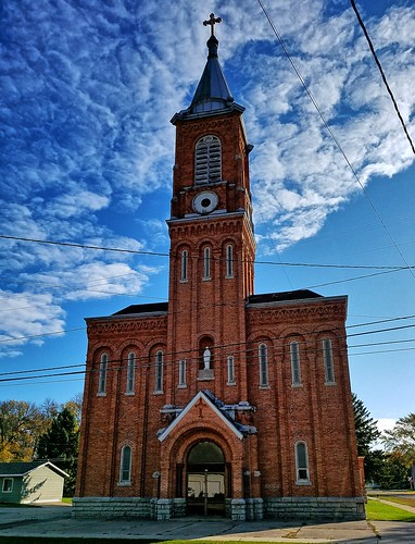 Saint Peter's Catholic Church- Oconto WI (1)