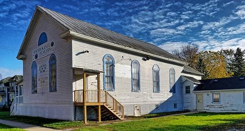 Saint Mark's Episcopal Church- Oconto WI