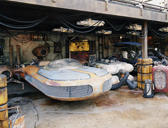 Star Wars Galaxy's Edge at Disneyland California, 2019. Shot on Leica Q2