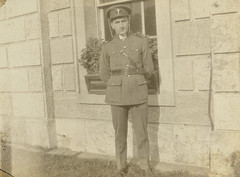 Chaplain to the Forces - Capt. Denis J. Wilson