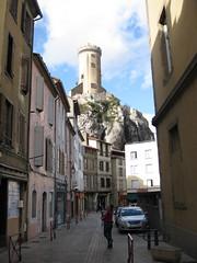 FR11 3457 Le Château de Foix. Foix, Ariège, Midi-Pyrénées