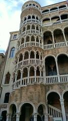 Palacio Contarini dal Bovolo Minelli, Venecia
