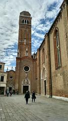 Basílica de Santa María dei Frari, Venecia