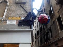 Campo S. Salvador y Calle delle Acque, Venecia