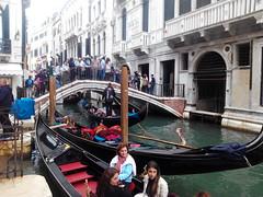 Turismo de masas en Venecia