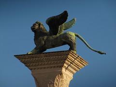Columna de San Marco, Venecia