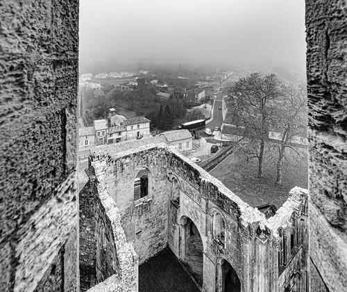 07-Dans la tour-clocher - Nord-ouest