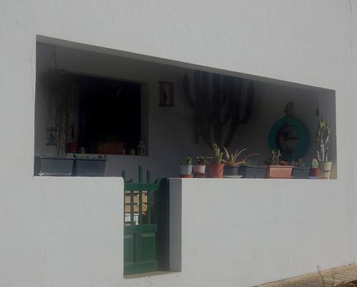 Y dentro, una casa