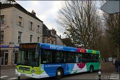 Heuliez Bus GX 327 – Senonais Mobilités (Transdev) / Intercom n°06