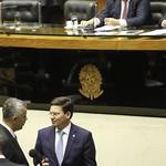 Plenário vota novo marco do saneamento - Dezembro/2019