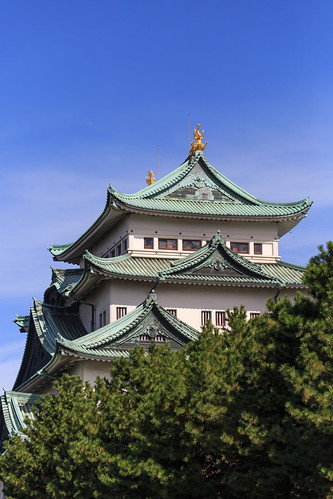 Nagoya Castle - Main Keep