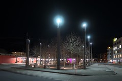 Station Sargans - Bus Terminal