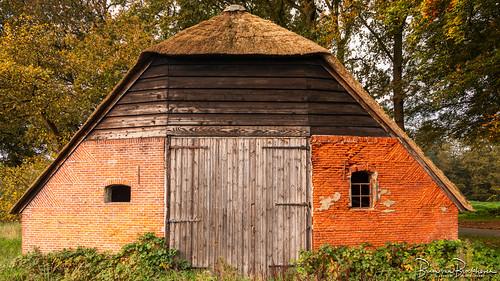 Doors of an old barn (DDD/TDD)